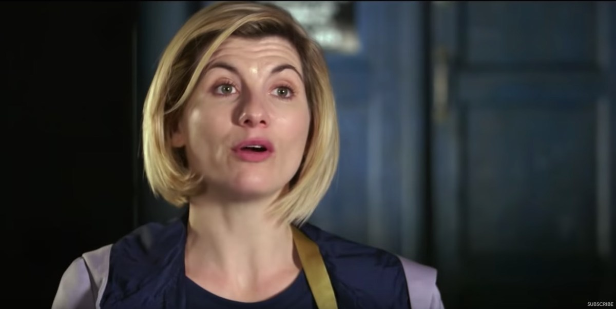 Go Behind The Scenes On Doctor Who Season Eleven Episode Nine