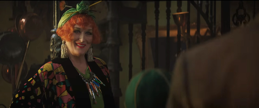 Watch Another  New Featurette On Mary Poppins Returns