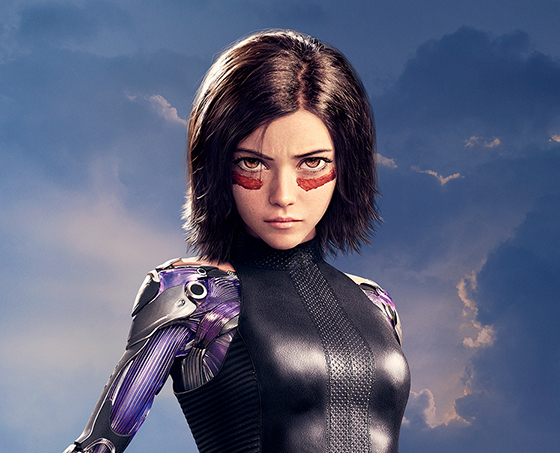 Twentieth Century Fox Unveils 10 New Posters From Alita: Battle Angel