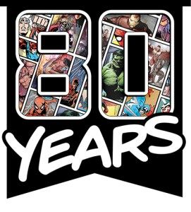 Join The World In Celebrating Marvel's 80th Anniversary