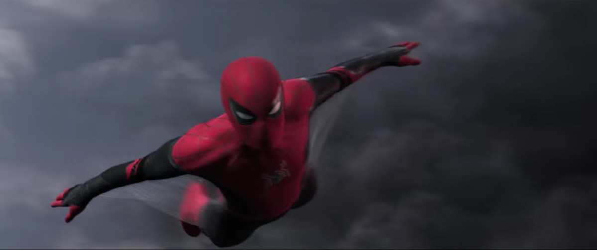 Watch A First Trailer From Spider-man: Far From Home
