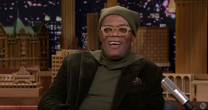 Samuel L Jackson Talks Glass And Marvel Movies