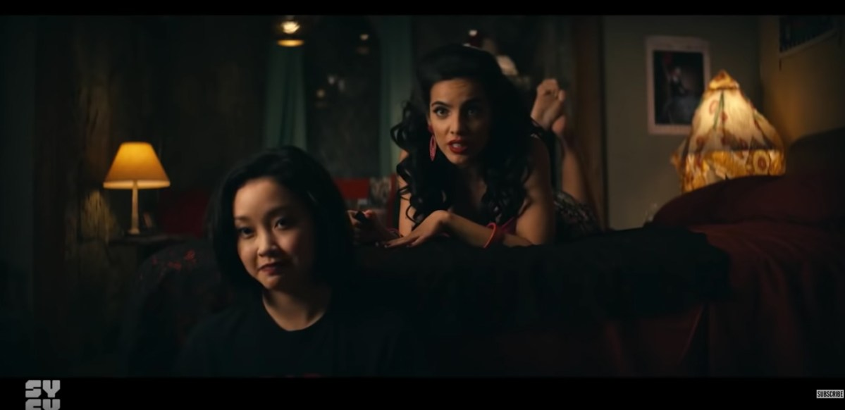 SYFY'S Deadly Class Unveils Another Sneak Peek At Episode Two