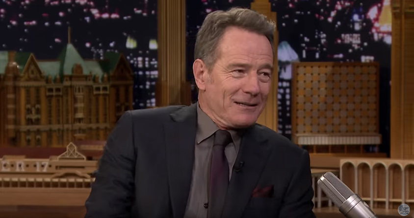 Bryan Cranston Talks Breaking Bad And That BB Movie Rumour