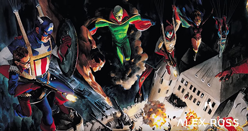 Marvels Celebrates Its 25th Anniversary