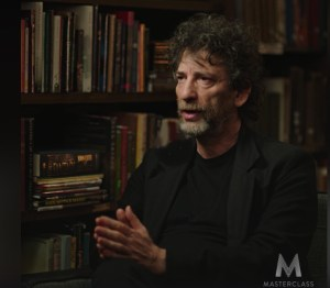 Get Neil Gaiman To Help Explore Your Writing Vision