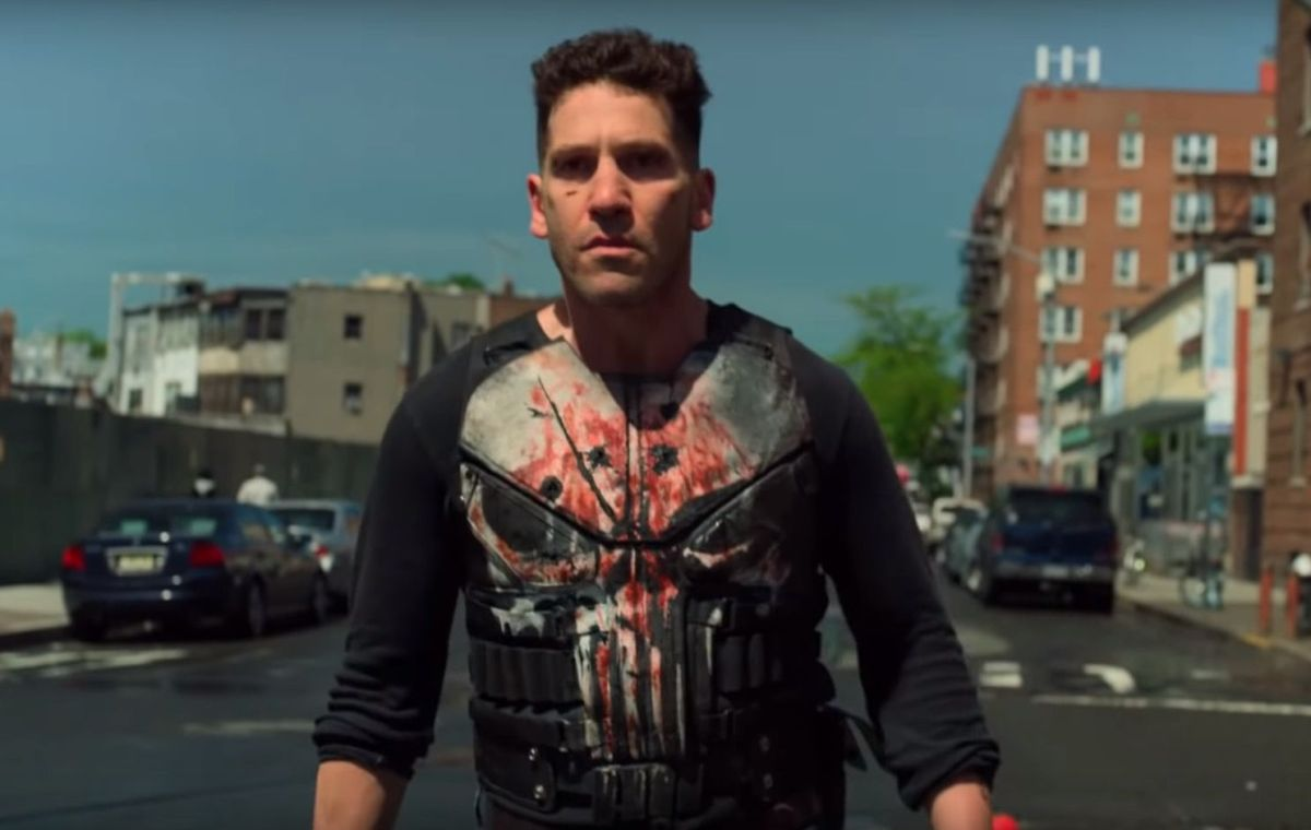 Jon Bernthal Speaks About Punisher Season 2 And Broken Bones