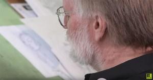 Watch John Byrne's Tour Of His Studio