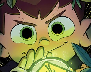 BOOM! Studios Reveals A First Look at BEN 10™: For Science! Original Graphic Novel
