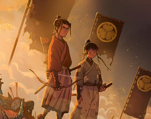 Take A First Look at Ronin Island #1 from BOOM! Studios