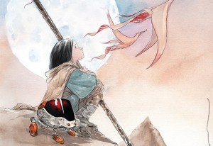 Eisner-awardwinning Team Behind Descender Launches New Fantasy Series This April
