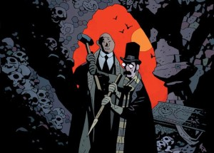 Sequel to The Acclaimed Dark Horse Graphic Novel Mr. Higgins Comes Home Is Coming