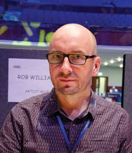 Spotlight On Portsmouth Comic Con 2019: Rob Williams