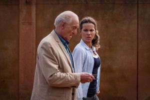 Charles Dance Talks ITV's The Widow