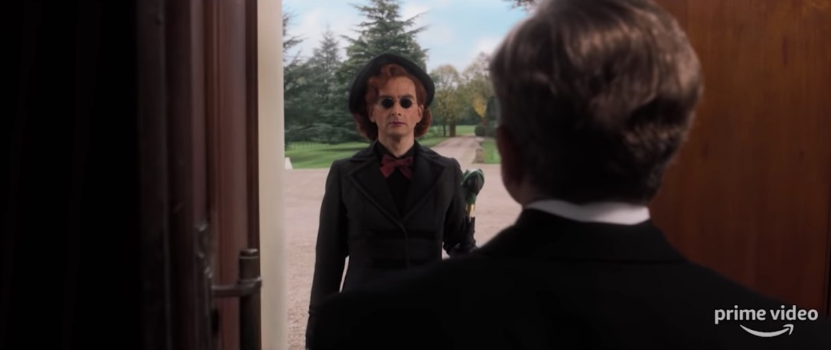 Watch A New Clip From The Good Omens TV Show