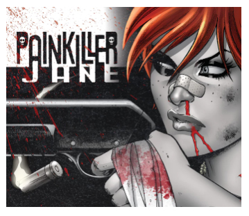 Help Support Jimmy Palmiotti's Painkiller Jane Graphic Novel