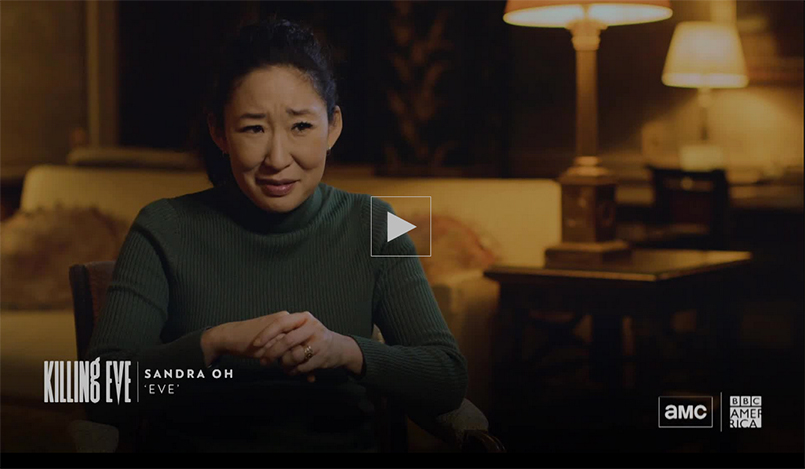 Go Behind The Scenes On Killing Eve Season Two