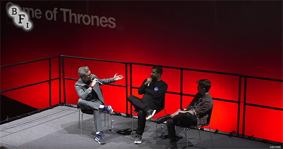 Jacob Anderson and Joe Dempsie Talks Game Of Thrones