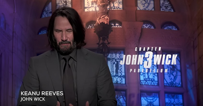Check Out A Brand New IMAX Featurette From John Wick Chapter 3: Parabellum