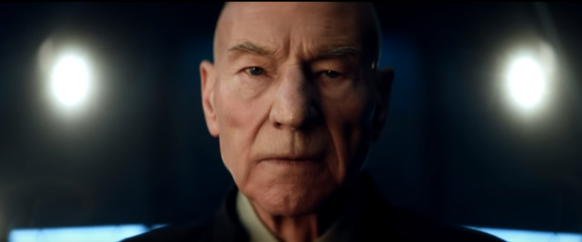 A First Teaser For Star Trek Picard Series Is Here