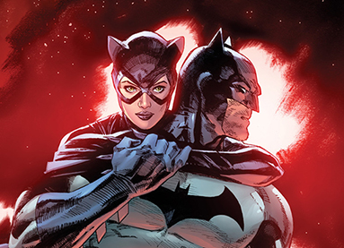 King To Join Forces With Clay Mann on Batman/ Catwoman Series