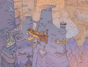 Read Moebius's Tips For Aspiring Artists