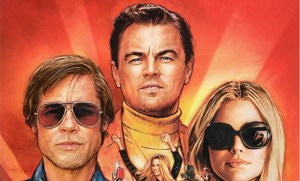 A First Poster For Tarantino's Once Upon A Time In Hollywood Is Here