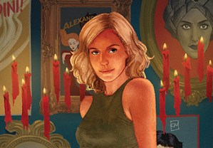 It's the End of the World As We Know It in Boom's Buffy The Vampire Slayer #8