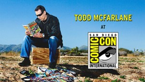 Spawn Creator and Legendary Artist, Todd McFarlane Will Appear at San Diego Comic-Con