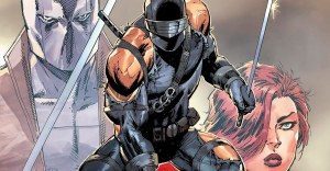 Rob Liefeld Reports For Duty with G.I. JOE At IDW