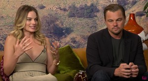 The Cast And Director Talk Once Upon A Time In Hollywood