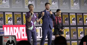 SDCC 2019: Watch The Thor Love And Thunder Panel