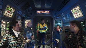 Red Dwarf Teams Up With The AA In New TV Commercial