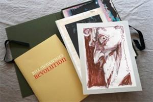 Six Foot Press To Publish Art Of Bill Sienkiewicz Limited Hardcover Book