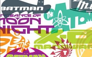 Tripwire Reviews Rian Hughes Logo•A•Gogo