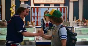 A Steve & Dustin Friendship Appreciation Video From Stranger Things Season Three