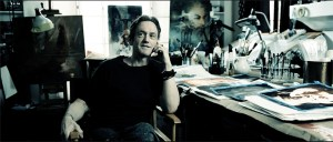 Bill Sienkiewicz Goes Through His Art Files