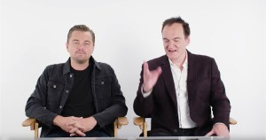 Leonardo DiCaprio And Quentin Tarantino Break Down Once Upon A Time In Holywood's Main Character