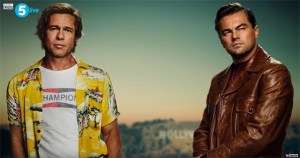 Pitt And DiCaprio Talk Tarantino's Once Upon A Time In Hollywood To The BBC