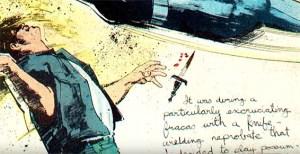 Bill Sienkiewicz On His Art Processes