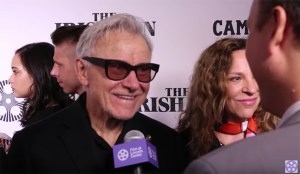 Watch Red Carpet Interviews On The Irishman In New York