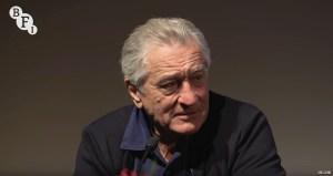 Watch The Entire BFI Screen Talk With Robert De Niro