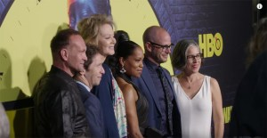Check Out Highlights Of HBO's Watchmen Red Carpet Premiere
