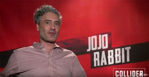 Taika Waikiki On Directing Jojo Rabbit To Collider