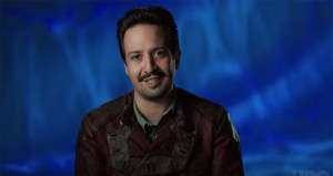 Lin-Manuel Miranda On Becoming Lee Scoresby In His Dark Materials