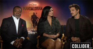 The Cast Talk Disney+'s The Mandalorian To Collider