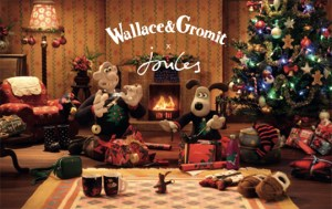 Wallace And Gromit Celebrate Christmas In Style In New Joules Christmas Advert
