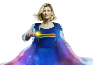 Doctor Who Returns On BBC America On New Year's Day