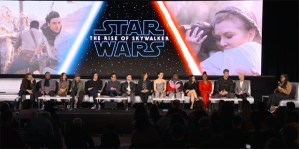 The Rise Of Skywalker Cast Talk About The End Of The Saga