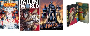 Tripwire Recommends Comic Books For Christmas
